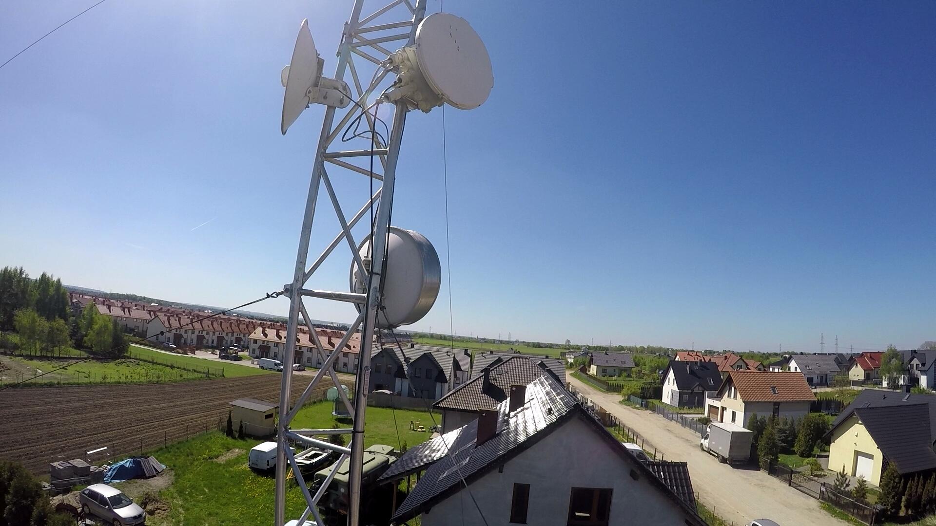 Internet Banino - Montaż anten - Regulacja anten - Internet Światłowodowy - Telewizja Kablowa - Internet Radiowy - Banino Chwaszczyno Osowa Rębiechowo Bojano Małkowo Pępowo